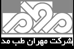 لوگوی فروشگاه محصولات صنایع بیمارستانی مهران
